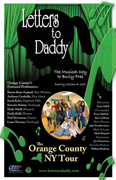 Letters to Daddy Poster